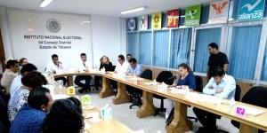 Movimiento Ciudadano vigilara elecciones para no repetir errores en Centro: Gómez Villalpando