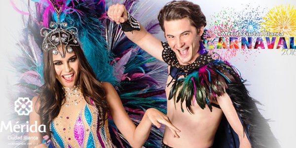 Carnaval Merida 2016