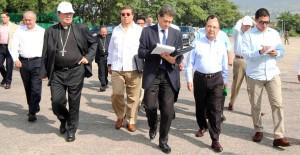 Chiapas se prepara para recibir al Papa Francisco
