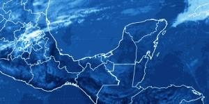 Pronostica Protección Civil, entrara frente frío este sabado en Veracruz