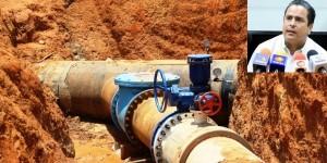 Ponen en funcionamiento los pozos de agua de respaldo en Coatzacoalcos