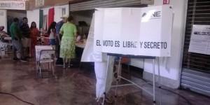 Jornada electoral sin mayores contratiempos en Colima: INE