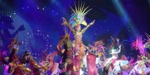 Un éxito el XXXV baile precarnavalesco Campeche 2016