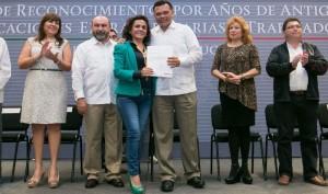 Trabajadores del ISSSTE, rostro del compromiso en el servicio público en Yucatán