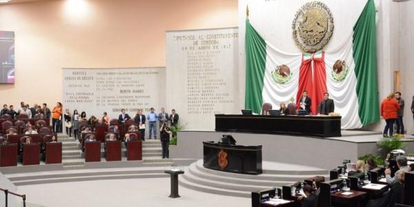 Congreso Veracruz elige pte CEDH