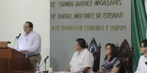 No legislar al vapor, ni sobre pedido, agenda legislativa del PRI: Manuel Andrade Díaz