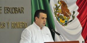 Para combatir delitos en Tabasco, más años de cárcel a delincuentes reincidentes: Cesar Rojas