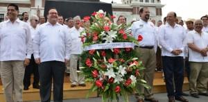 Se conmemora en Veracruz el 101 Aniversario de la Ley Agraria