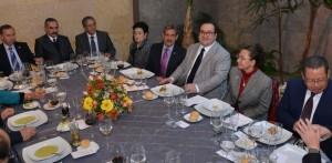 Reconoce Gobernador respaldo del Poder Judicial del Estado en el fortalecimiento de las instituciones