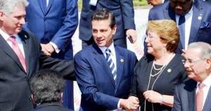 A redoblar esfuerzos en la lucha contra pobreza y desigualdad: Enrique Peña Nieto