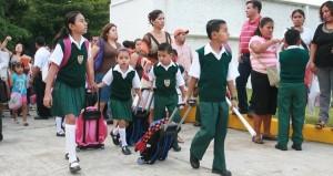 Inician las preinscripciones a Educación Básica el 2 de febrero