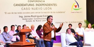 Andrés Manuel López Obrador es un vividor del sistema: El Bronco