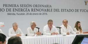 Se suma Yucatán al uso de energías renovables