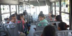Universitarios cuentan con transporte gratuito: Mauricio Góngora