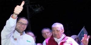 Con 118 mil 772 votos gana Ignacio Peralta la gubernatura de Colima: PREP