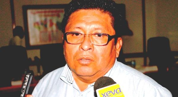 Representante del PRD en IEPC Javier lopez cruz