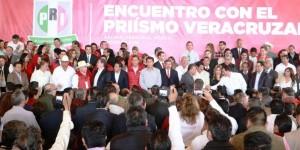 Con unidad y liderazgo ganaremos las próximas elecciones en Veracruz: Amadeo Flores