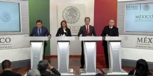 El Presidente Enrique Peña Nieto, inicia su primera gira internacional de 2016