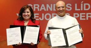 Suscribe Congreso de Yucatán acuerdo con la Universidad del Mayab