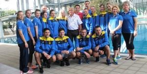 "Llega a entrenar a Mérida selección mayor de Ucrania, el ""Kukulcán"" de primer mundo"