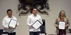 Campeche, comprometido con la educación de calidad: Alejandro Moreno Cárdenas