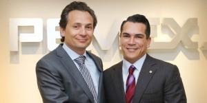 El gobernador de Campeche se reúne con PEMEX para analizar beneficios para la entidad