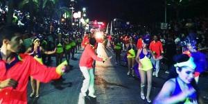 Exitoso segundo Gran Desfile de Carnaval Veracruz 2016