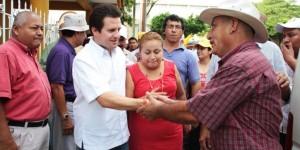 Arrancará campaña Gerardo Gaudiano con un homenaje a su abuelo