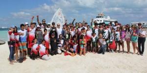 Inauguran la fase estatal de Vela en Cancún