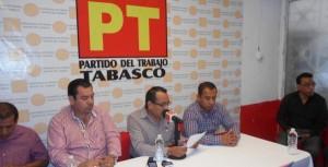 Campaña de propuestas, no de descalificaciones comicios extraordinarios en Centro: PT