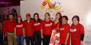 Pondré muy en alto al municipio de Centro: Constanza Ferrer Palavicini