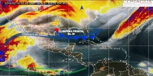 Pronóstico meteorológico especial por la visita del Papa Francisco a México
