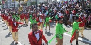 Gran inicio del Carnaval Veracruz 2016