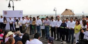 Respaldo al desarrollo del municipio de Ciudad del Carmen: Alejandro Moreno Cárdenas
