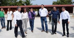 """Inversión por 351.4 MDP a 175 escuelas """"Al Cien"""" en el municipio de Benito Juárez: SEyC"""