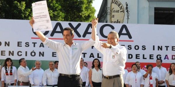 Oaxaca con alejandro murat