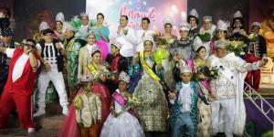 Corona el gobernador Roberto Borge a los Reyes del Carnaval de Cozumel 2016