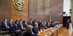 Reformas han permitido fortalecer el desarrollo del país: Roberto Borge