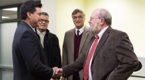 Yucatán fortalece lazos de cooperación con Universidad Estatal de Michigan