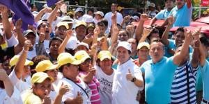 Promoverá Gaudiano espacios recreativos en Centro