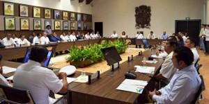 Autoridades de Campeche refuerzan acciones de prevención y combate a la pesca ilegal