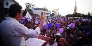 No podemos dejar caer a Veracruz: Héctor Yunes Landa