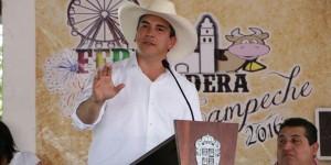 No se va PEMEX de Campeche, ampliara apoyos: Alejandro Moreno Cárdenas