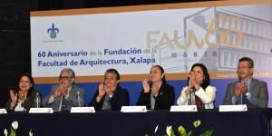 Arquitectura UV festeja 60 años de su fundación