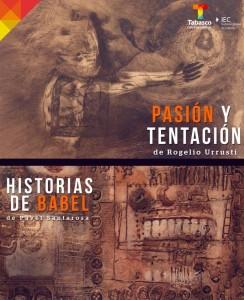 Expondrán Rogelio Urrusti y Pavel Santarosa en la galería de arte El Jaguar Despertado