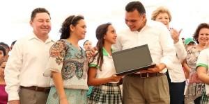 Bienestar Digital rinde frutos en el nivel bachillerato en Yucatán
