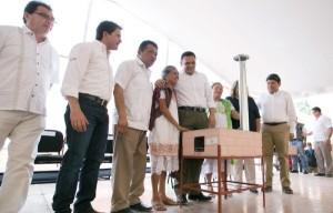 Más salud y bienestar, para familias de zonas rurales de Yucatán