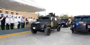 Más de 7 mil elementos resguardarán Chiapas durante vacaciones de Semana Santa