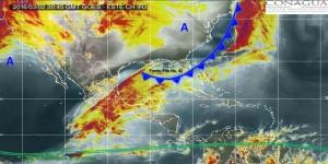 Se prevén, lluvias en Chiapas, Tabasco, Yucatán y Quintana Roo: SMN