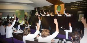 Aprueban diputados que no pagaran Carmelitas peaje en puente de la Unidad: Congreso